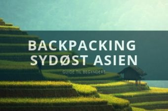 Backpacking asien